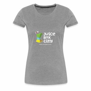 JUICE BOX CITYYY! - Women's Premium T-Shirt