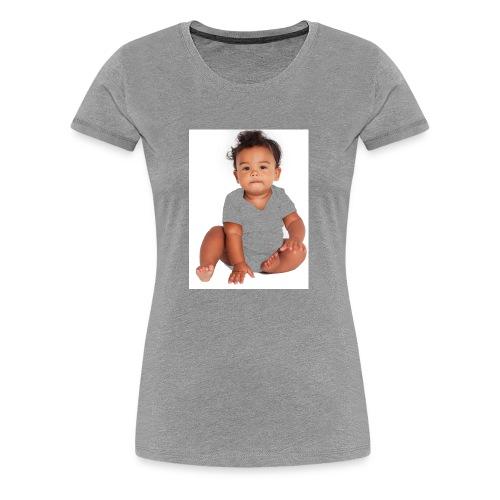 hello baby - Women's Premium T-Shirt