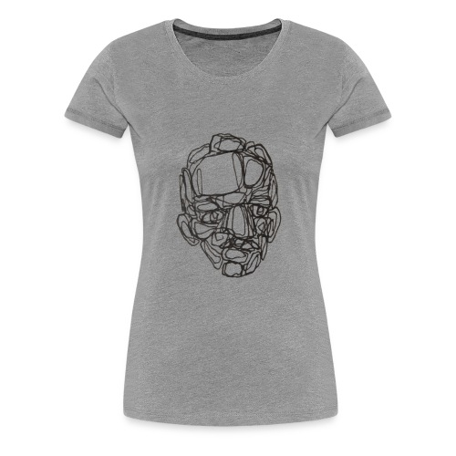 old boy - Women's Premium T-Shirt