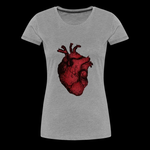 Talley's Heart - Women's Premium T-Shirt
