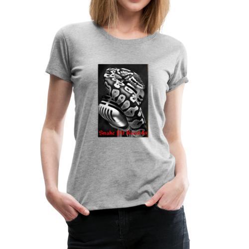 snake pit records - Women's Premium T-Shirt