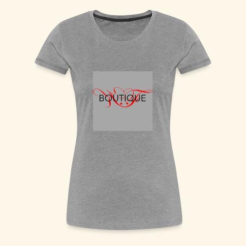 KF Boutique - Women's Premium T-Shirt