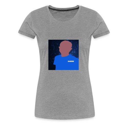 MY YOUTUBE PROFILE PIC - Women's Premium T-Shirt