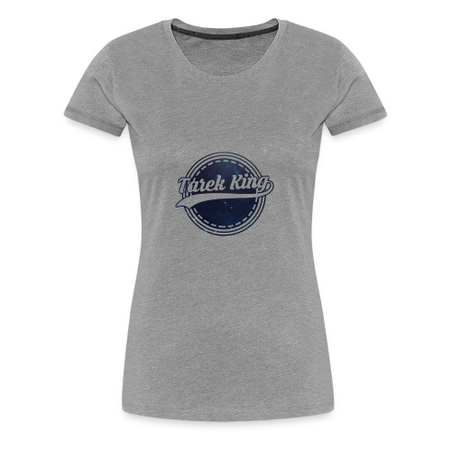 Tarek King - Women's Premium T-Shirt