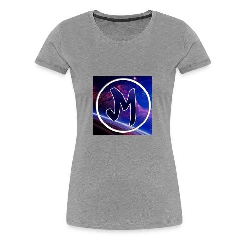 Logo Lounge - Women's Premium T-Shirt