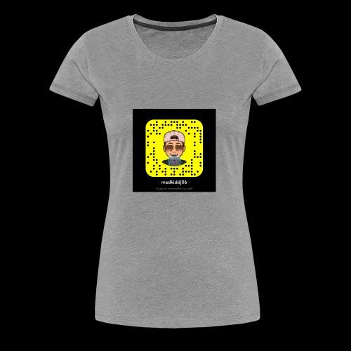 My snapchat - Women's Premium T-Shirt