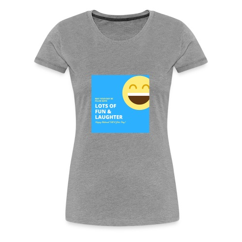 Funny wish - Women's Premium T-Shirt