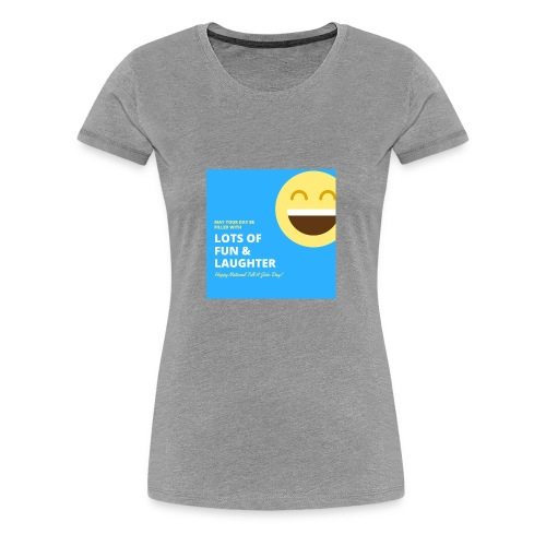 Funny wish - Women's Premium T-Shirt