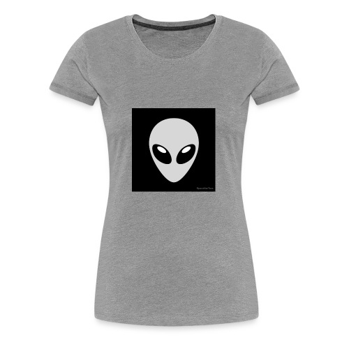 It's us.aliens - Women's Premium T-Shirt