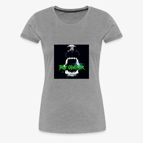 True Gangster Dog Eat Dog T-Shirt - Women's Premium T-Shirt