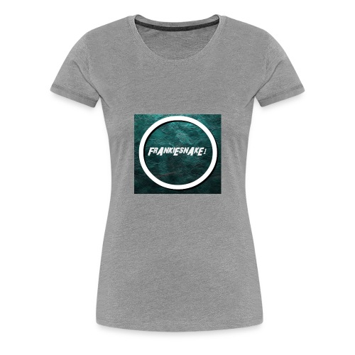 Normal shirt - Women's Premium T-Shirt