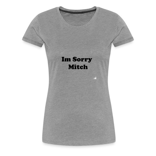 mitch - Women's Premium T-Shirt