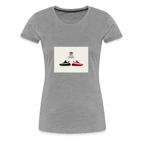 yeezy 350 vector s59 - Women's Premium T-Shirt
