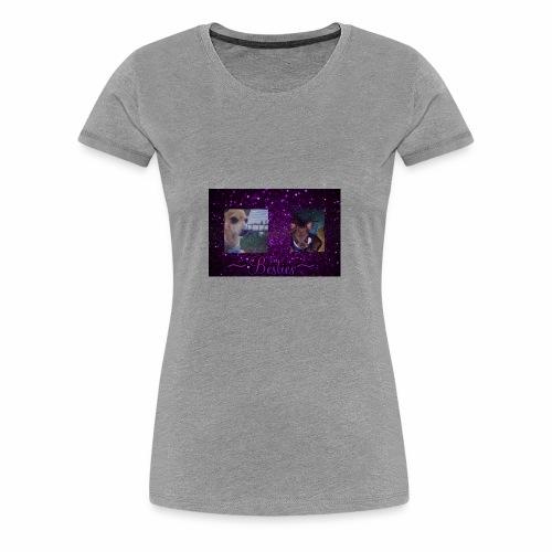 Cupcake & Copper Besties Shirt Jim Jim - Women's Premium T-Shirt