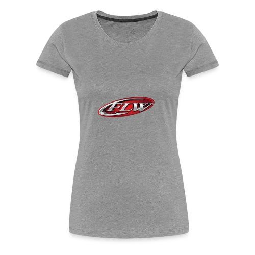flw - Women's Premium T-Shirt