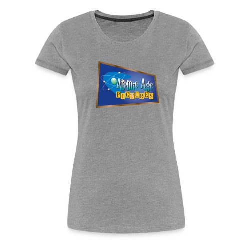 AtomicAgeLogo - Women's Premium T-Shirt