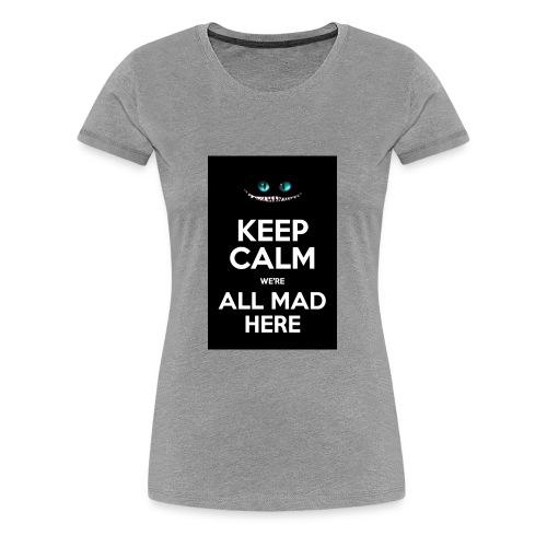 Words on shirt - Women's Premium T-Shirt