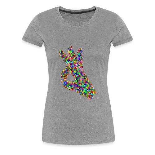 Perfect Hand Sign T-SHIRT - Women's Premium T-Shirt