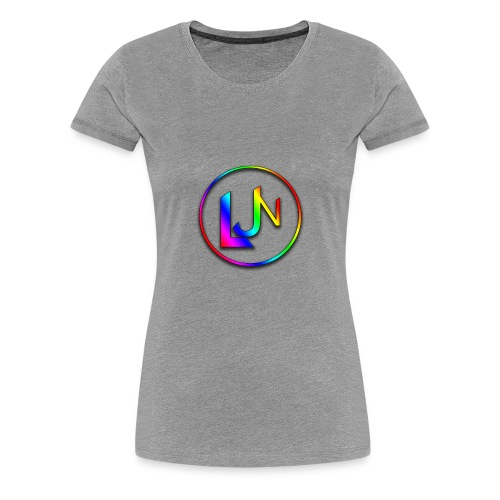 LJN_Logo - Women's Premium T-Shirt