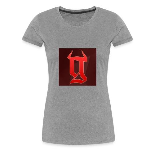 GRTs logo - Women's Premium T-Shirt