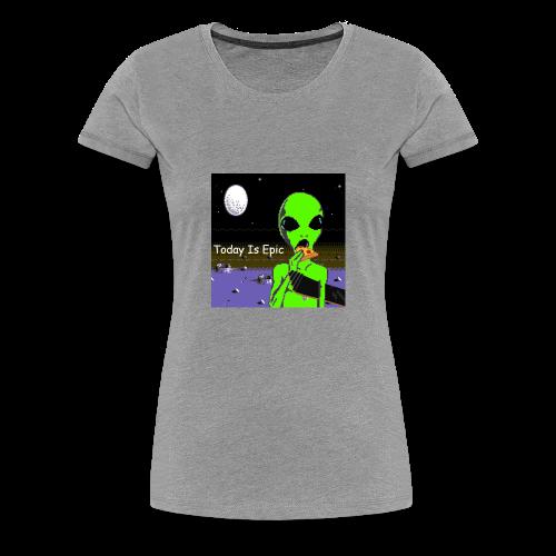 the channel logo - Women's Premium T-Shirt