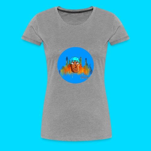 TDJ Character - Women's Premium T-Shirt