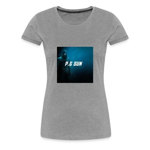 P.G Sun - Women's Premium T-Shirt