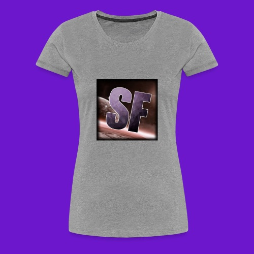 The SF logo - Women's Premium T-Shirt