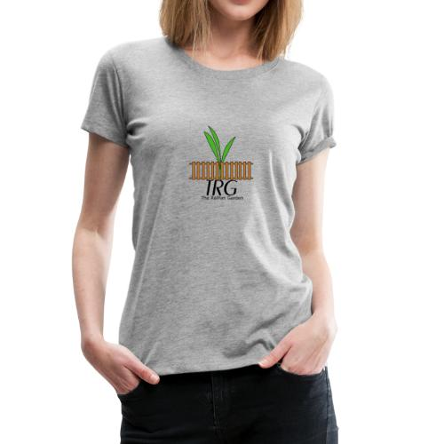 The Railfan Garden - Women's Premium T-Shirt