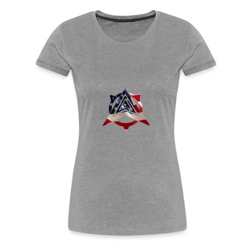 United States Flag - Women's Premium T-Shirt