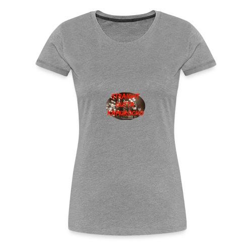 Straight Outta Kamurocho - Women's Premium T-Shirt