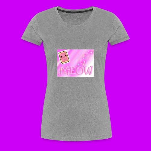 Cute little pink mug - Women's Premium T-Shirt