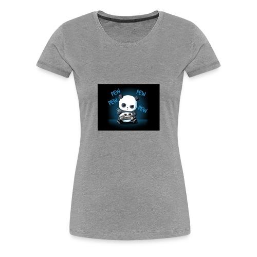 Pandafuzzy hoodie - Women's Premium T-Shirt