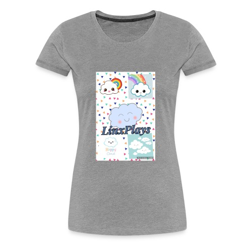 4901155F 0E30 47EF 80D0 DE512424C804 - Women's Premium T-Shirt