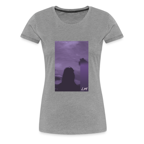 PURPLE PROMISE - Women's Premium T-Shirt