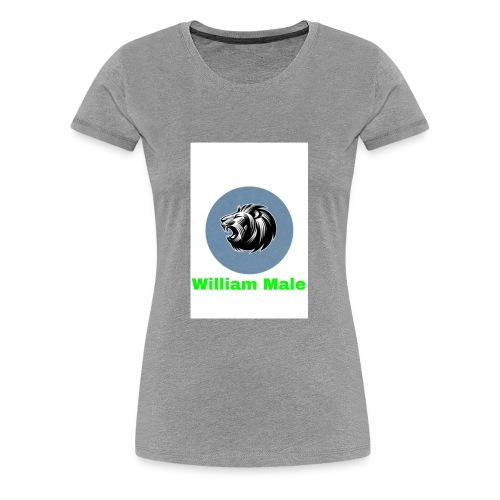 William Male - Women's Premium T-Shirt
