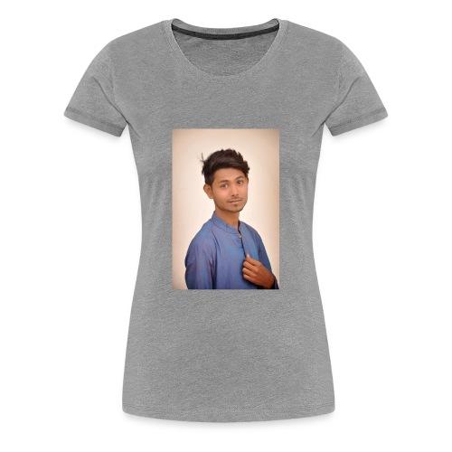 Mntar Bagal - Women's Premium T-Shirt