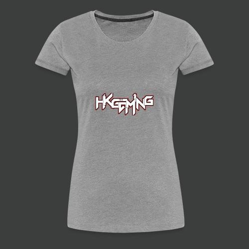 HK Clothing collection - Women's Premium T-Shirt