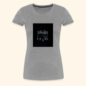 Chinatown - Women's Premium T-Shirt