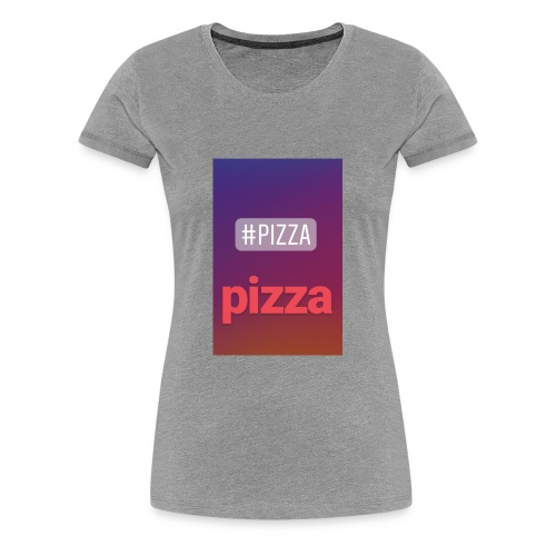 the pizza master tags - Women's Premium T-Shirt