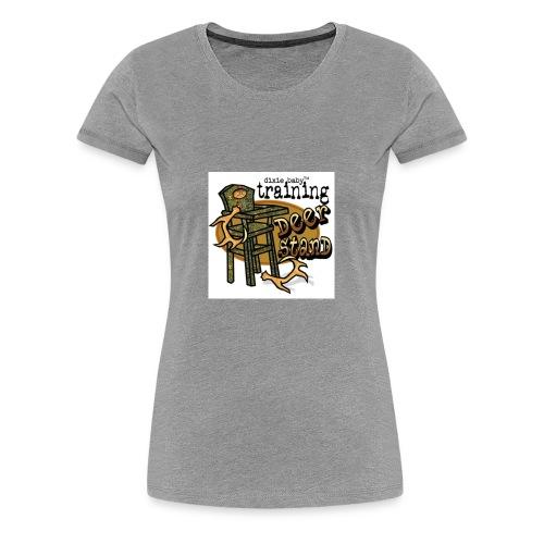 dixie baby - Women's Premium T-Shirt
