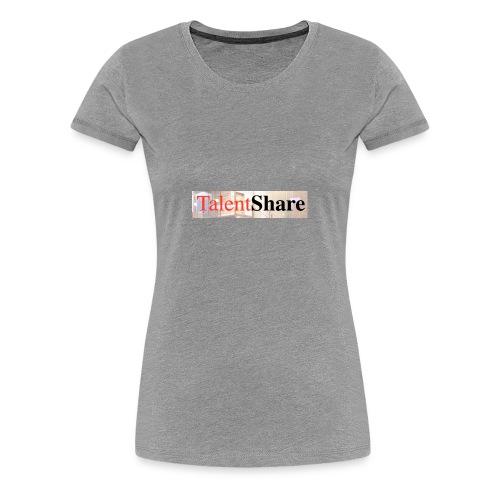 PowerWords firstCjpg - Women's Premium T-Shirt