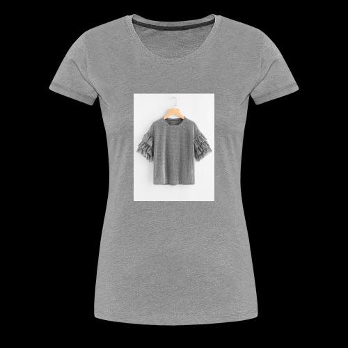 Plain dress shirt - Women's Premium T-Shirt