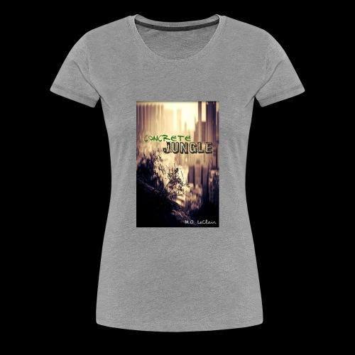 Concrete Jungle - Women's Premium T-Shirt