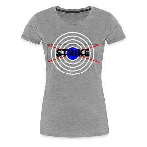 X-FLAT T-Shirt Design - Women's Premium T-Shirt