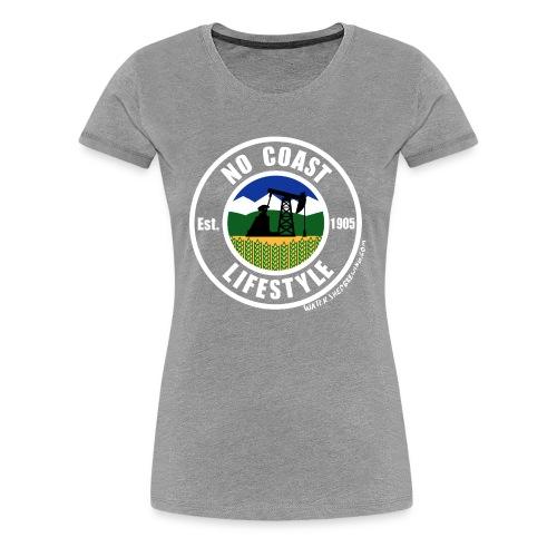NCL Oil - Women's Premium T-Shirt