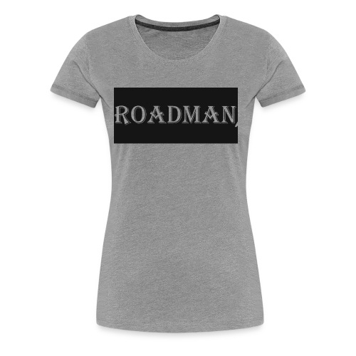 ROADMAN - Women's Premium T-Shirt