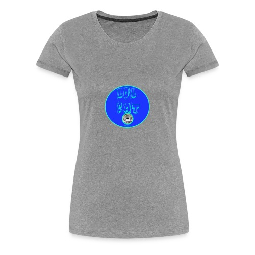 Lol Cat 236 - Women's Premium T-Shirt