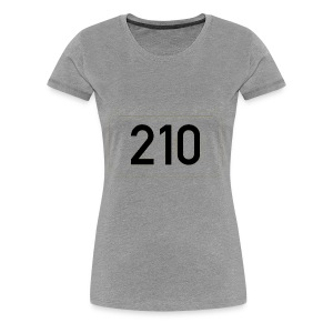 210 - Women's Premium T-Shirt