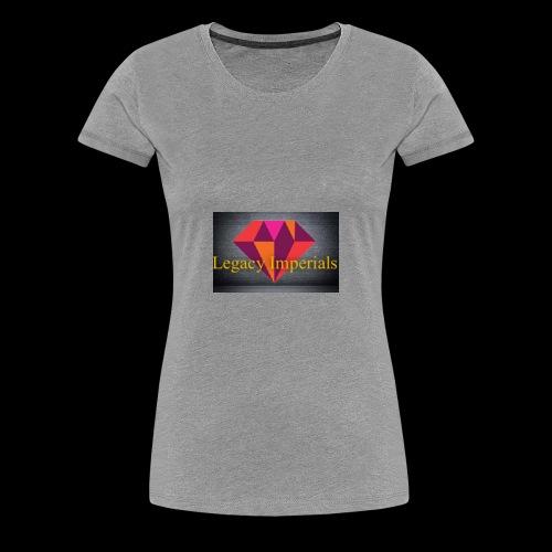 Imperial Diamond - Women's Premium T-Shirt